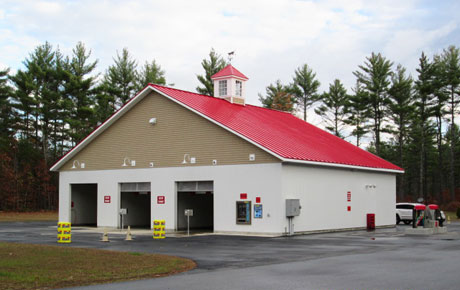 Top Cat Car Wash Ossipee NH